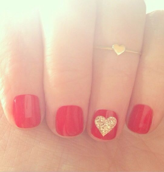 Valentines day #Creative Nails| http://creativenails.kira.lemoncoin.org