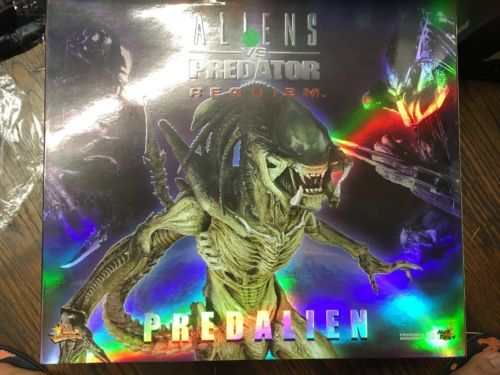 Hot Toys Predalien AVP Alien Vs Predator 1/6 Scale Used https://t.co/8XqOH1qoyZ https://t.co/IjWyXGbcOz