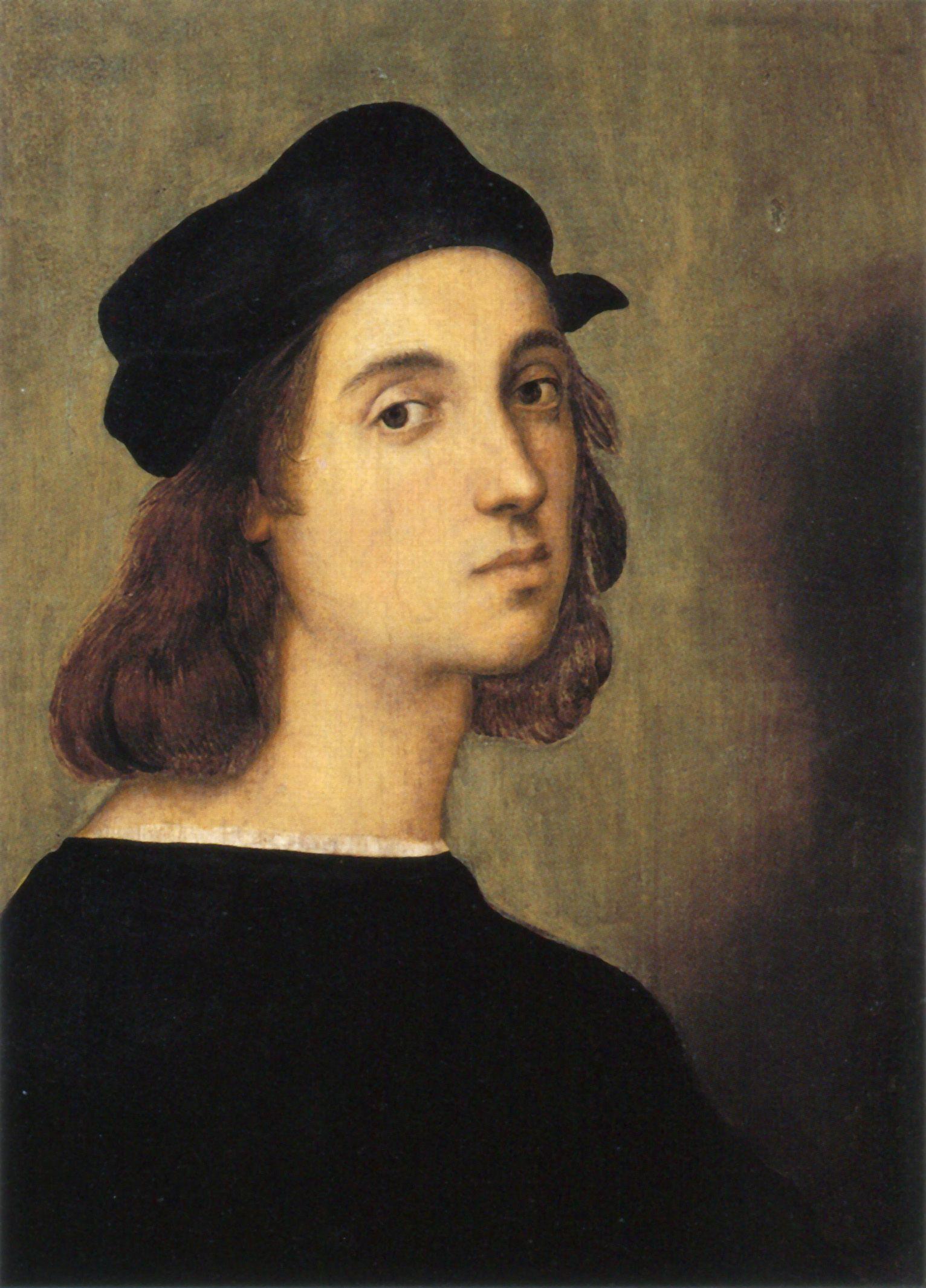 RAPHAEL Hailed as the greatest painter of the Renaissance
