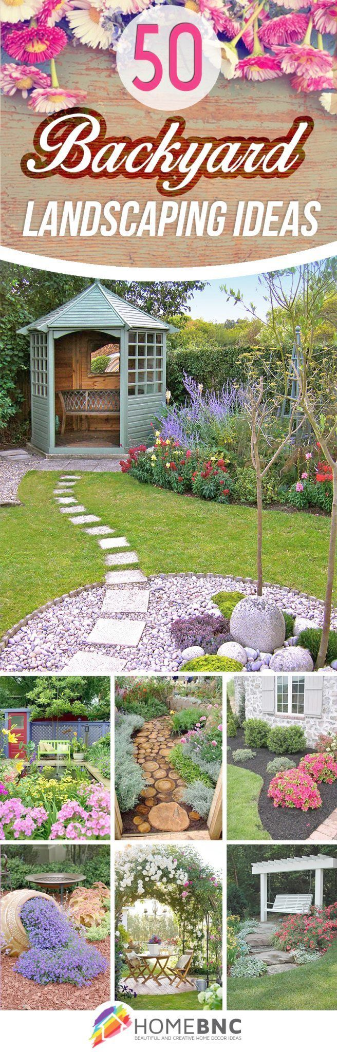Backyard landscaping design ideas landscape pinterest backyard