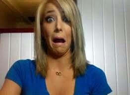 Jenna Marbles The face!