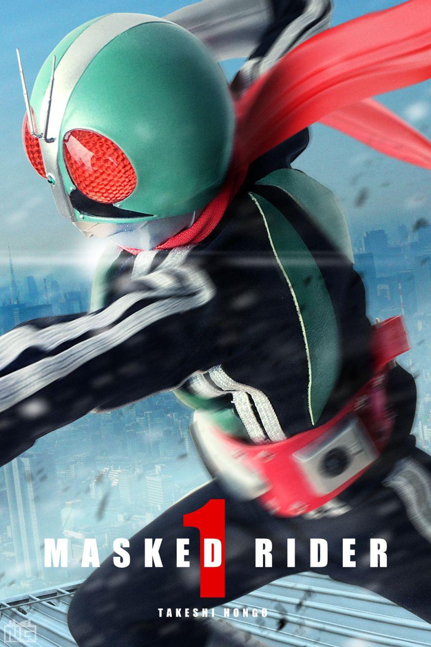 高層での闘い 仮面ライダー新1号 Iphone 壁紙 アニメ ライダー