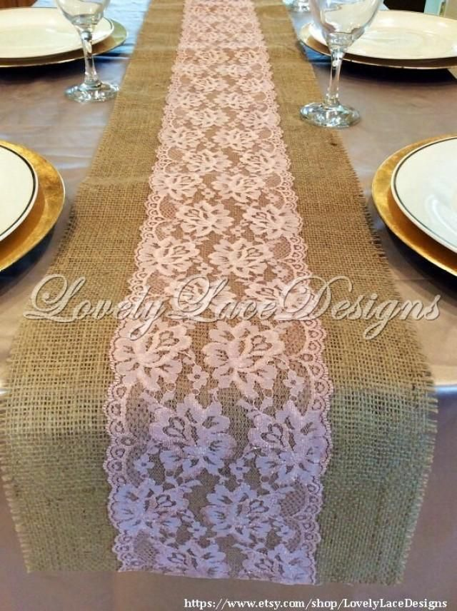 Welcome to LovelyLaceDesignsBUY 5-15 Runners, GET 1 FREE,  BUY 16-25 Runners,GET 2 FREEBUY 26-35 Runners, GET 3 FREE BURLAP
