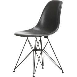 Photo of Eames Fiberglas Beistellstuhl Dsr Kunststoffgleiter Vitra