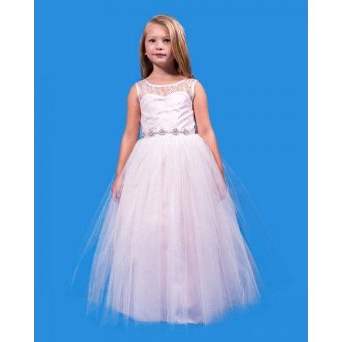 bf6999e6c58 Rosebud Flowergirl Dress 5129