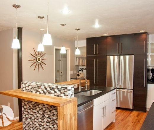 Best Modern Galley Style Kitchen Cabinets 20 000 50 000 400 x 300