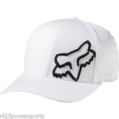New Fox Racing Mens Duel Head Mens Snapback Cap Hat