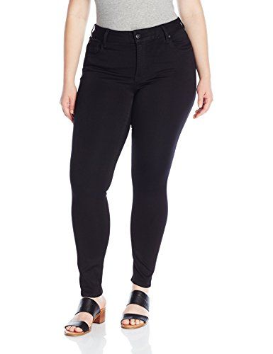 Celebrity Pink Jeans Women's Plus-Size Super Soft Basic 5 Pocket Skinny Jean - http://darrenblogs.com/2016/06/celebrity-pink-jeans-womens-plus-size-super-soft-basic-5-pocket-skinny-jean/