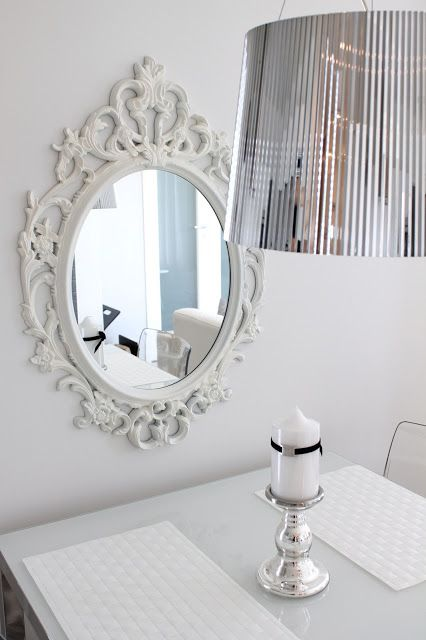 Ikea ung drill mirror homewhitehome my home for Ung drill mirror
