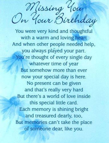 Pin On Happy Birthday In Heaven