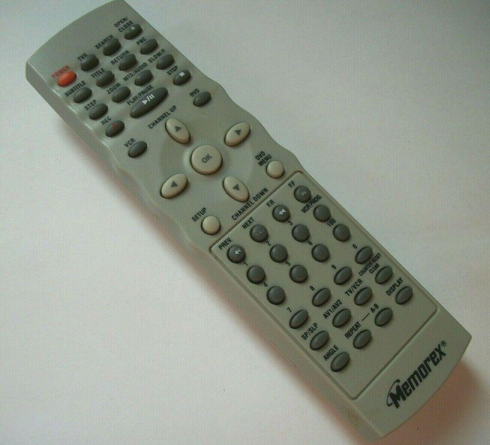 Memorex Dvd Tv Remote Control Ebay Tv Remote Remote Control Tv Remote Controls