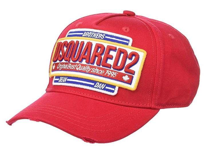 fe987b76 DSQUARED2 Logo Baseball Cap in 2019   c o m b y n e   Baseball Cap ...
