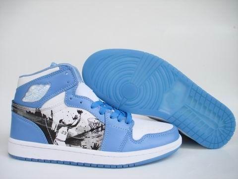 best loved cba06 fd66e air jordan retro 1 baby blue white