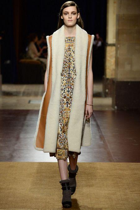 Hermès Fall 2014 RTW