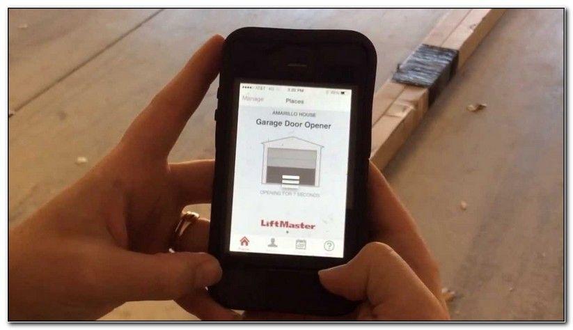 Liftmaster Garage Door Opener Remote App Check More At Https Perfectsolution Design Liftmaster Garage D Garage Doors Liftmaster Garage Door Opener Liftmaster
