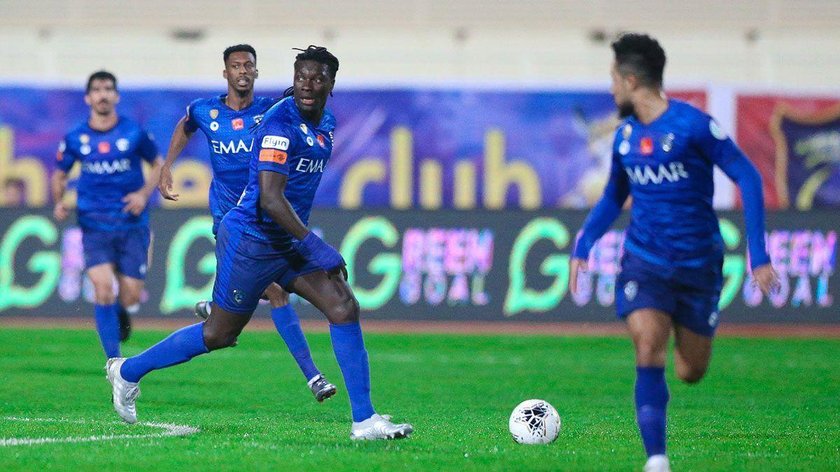 تشكيلة الهلال ضد الحزم في الدوري السعودي للمحترفين Football Sports Running