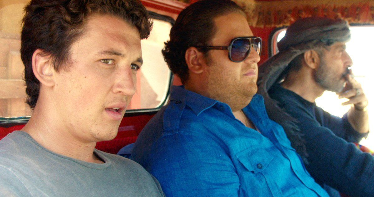 War Dogs' Review: A Fascinating, Unique Twist on War Movies | War dogs, Dog  movies, Movies