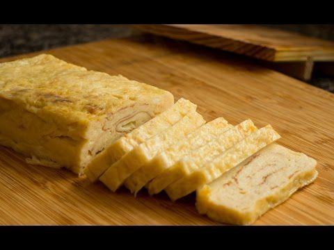 Tamagoyaki De Jam 211 N Queso Tortilla Japonesa Youtube