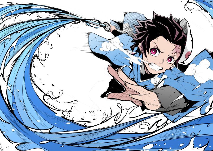 Kimetsu no yaiba anime demon anime wallpaper anime