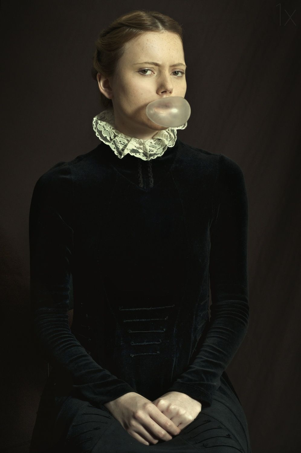 1X - How would have been? by Romina Ressia