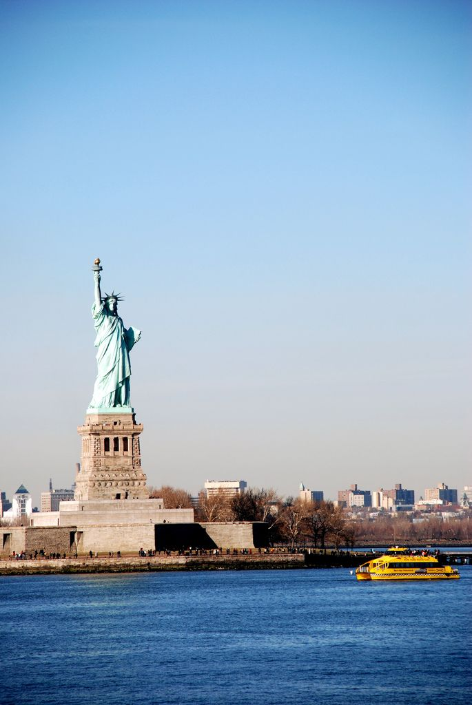 Liberty's Shores , NYC