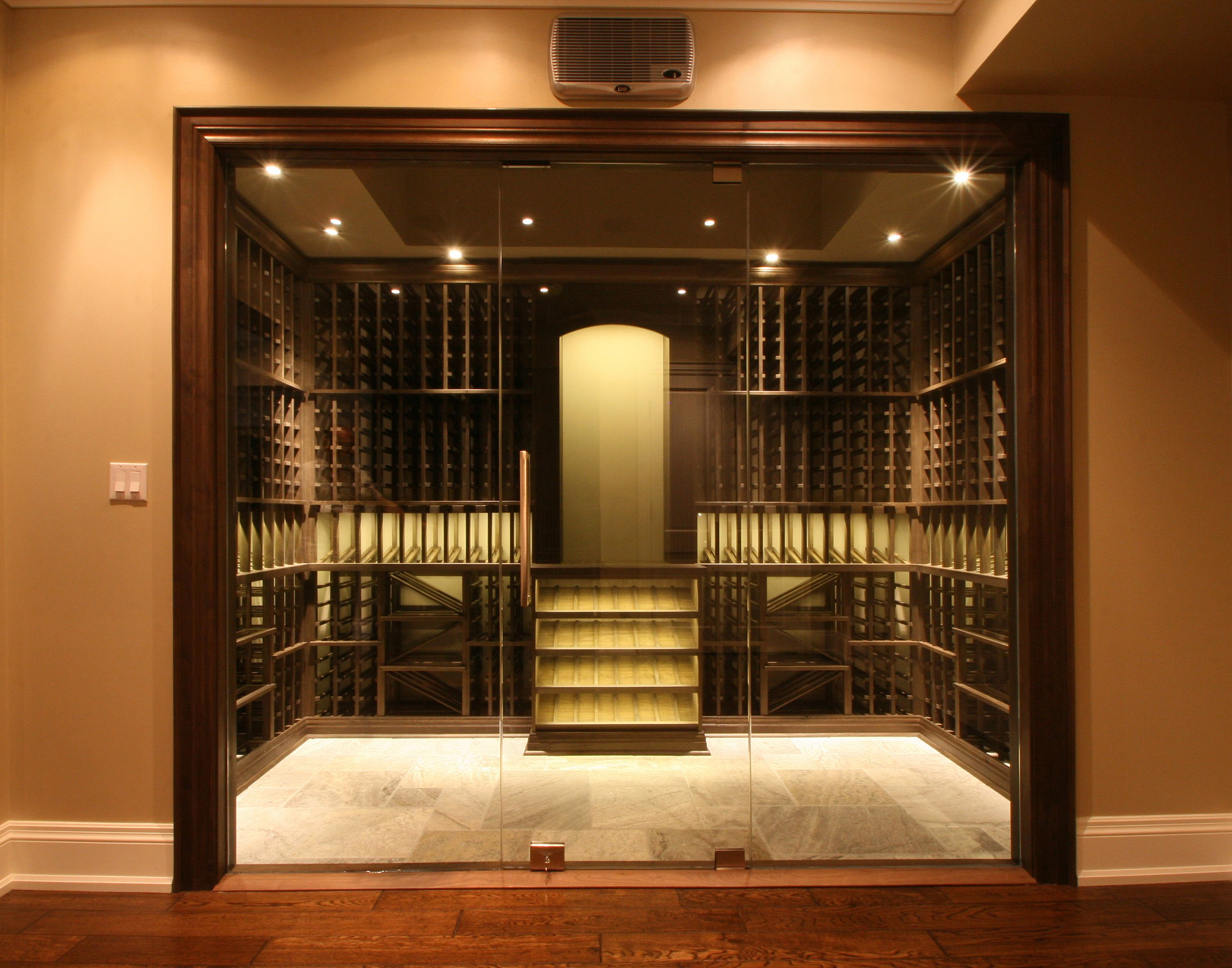 Relish The Art That We Create With Every Wine Cellar