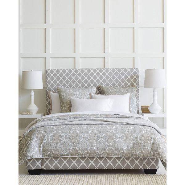 Serena U0026 Lily Wyeth Duvet Cover ($188) Via Polyvore Featuring Home, Bed U0026