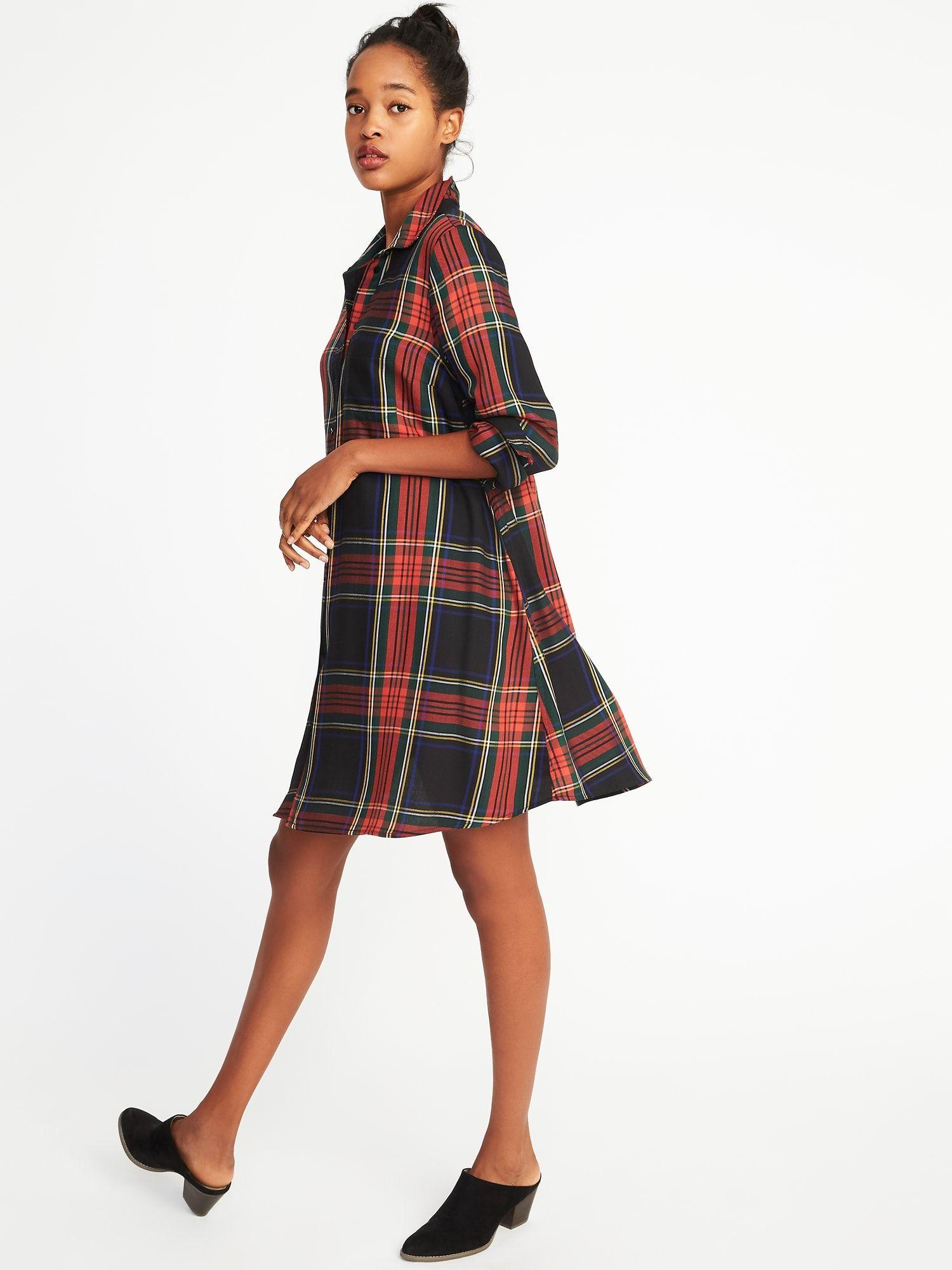 eddb0d02b7ac Twill Shirt Dress for Women   (Wanna-be) Fashionista   Twill shirt ...