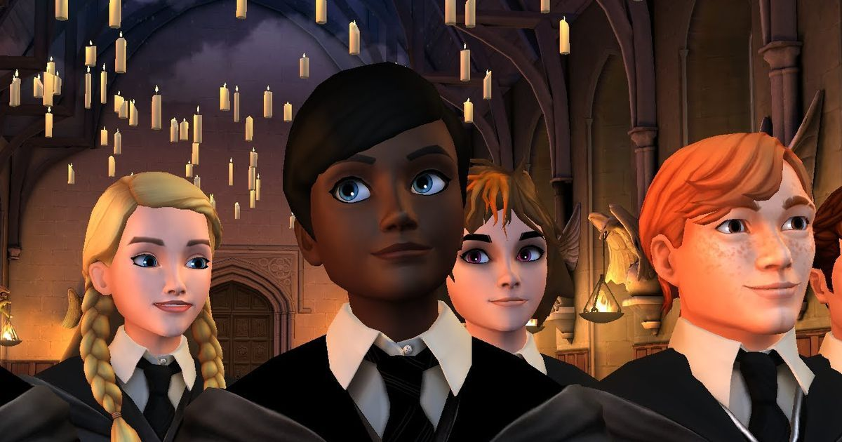 A first look at \'Harry Potter: Hogwarts Mystery\' mobile game | We ...