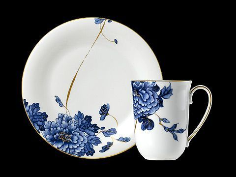 Emperor Flower | ProunaUSA Fine China Luxury Dinnerware