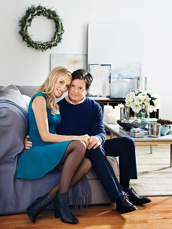 See What Michael J. Fox and Tracy Pollan Are Cooking Up for the ...