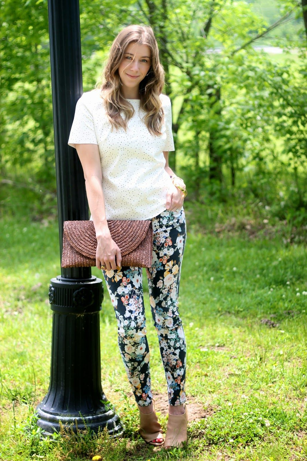 "love and lion: Spring ""date night"" or ""girls night out"" look"