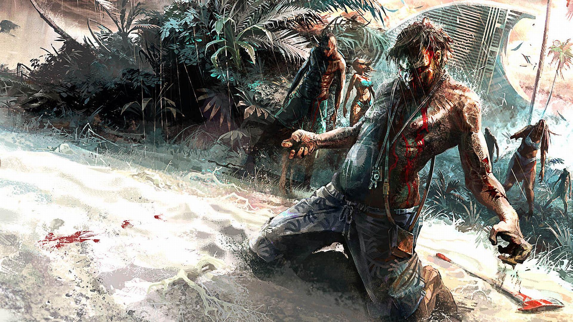 Image For Dead Island Wallpaper
