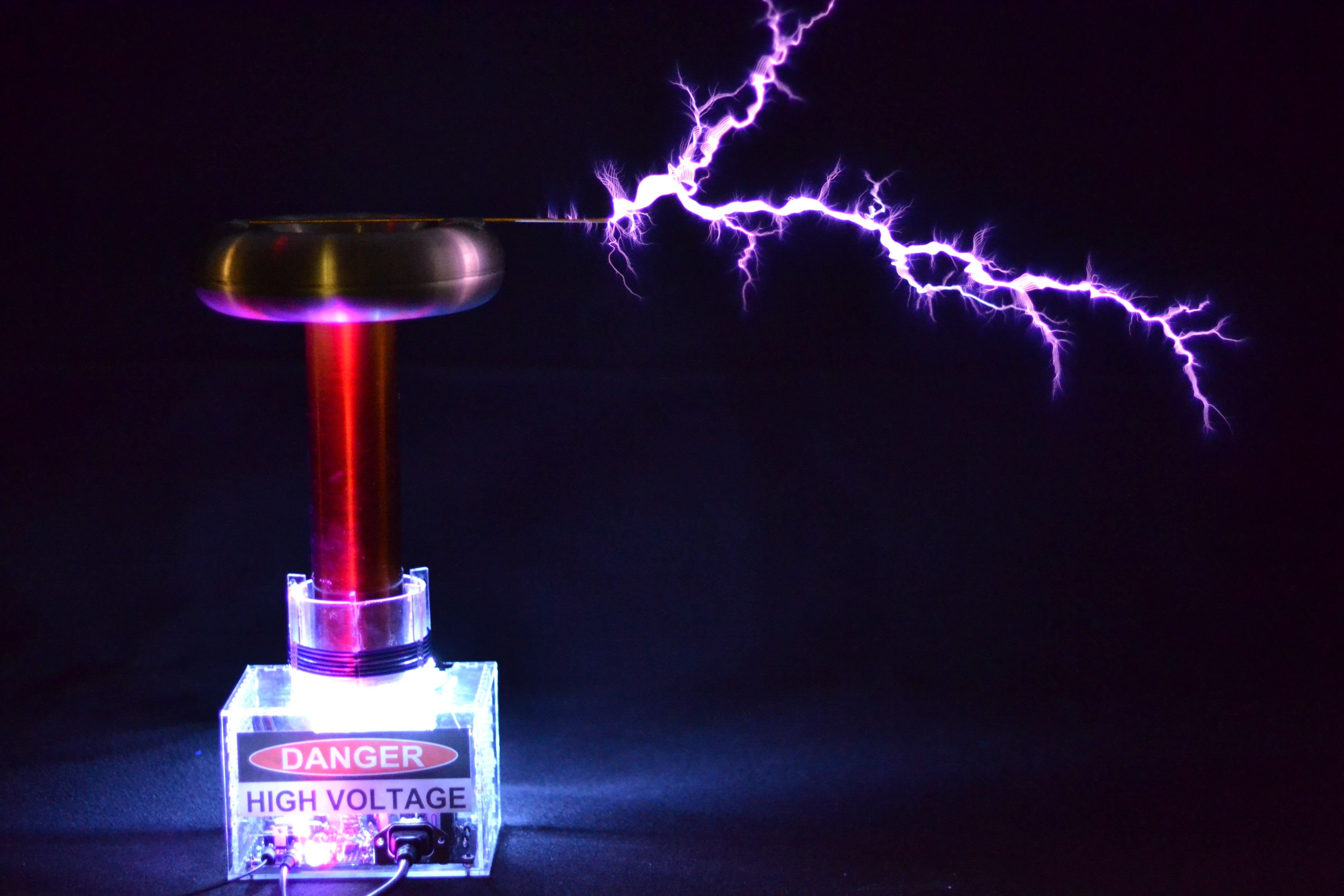 Musical Tesla Coil Kit Kits Products Tesla coil