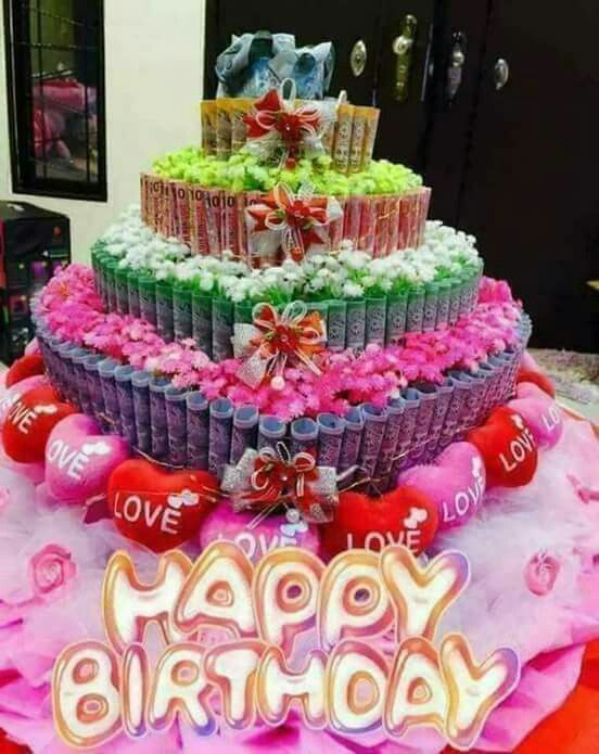 Pin By Jasmine Lee On Birthdays 生日快乐 (With Images)