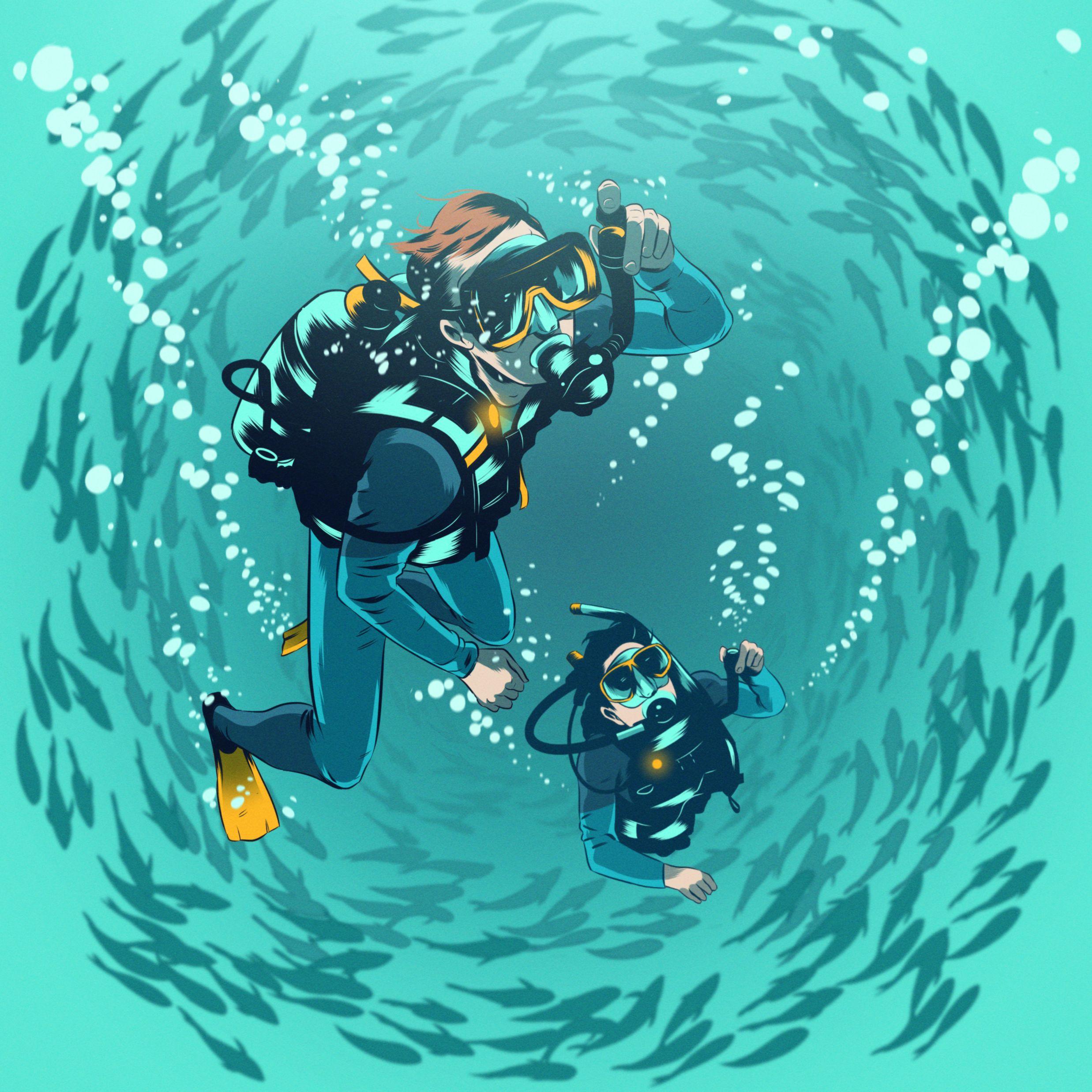 Pin On Diving Design