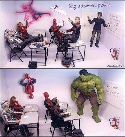 Teacher Bruce. Don't mess w/ him