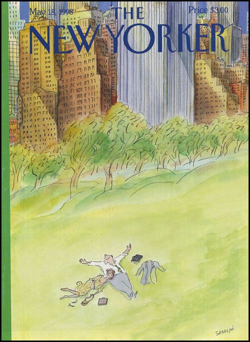 the new yorker '98