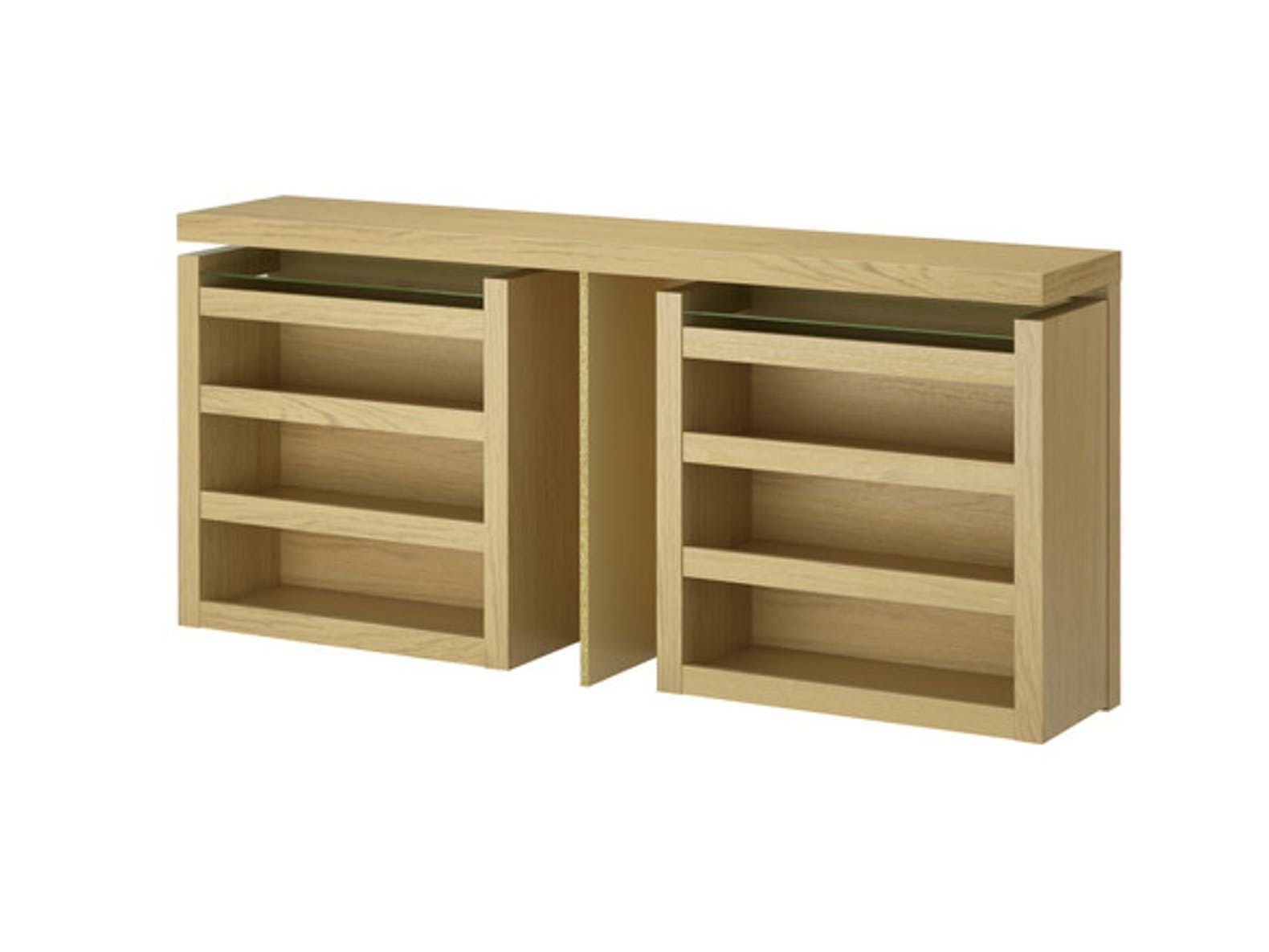 Tete De Lit Avec Rangement Ikea Headboard Bed Shelves Ikea Malm
