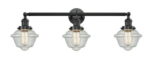 Photo of Innovations Lighting 205-OB-S-G534-LED 3 Light Vintage Dimmable Led Bathroom Fixture