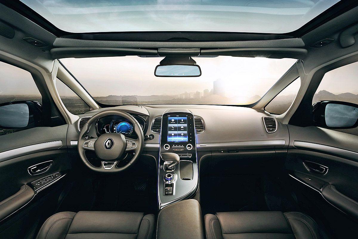 Renault Espace Initiale Paris Renault Car Interior Design