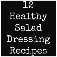 Dairy Free Ranch With Images Salad Dressing Recipes Healthy