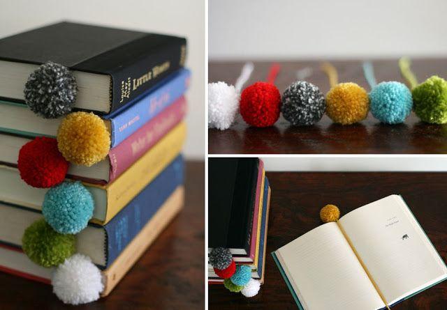 Pompones fáciles y buenas ideas para usarlos