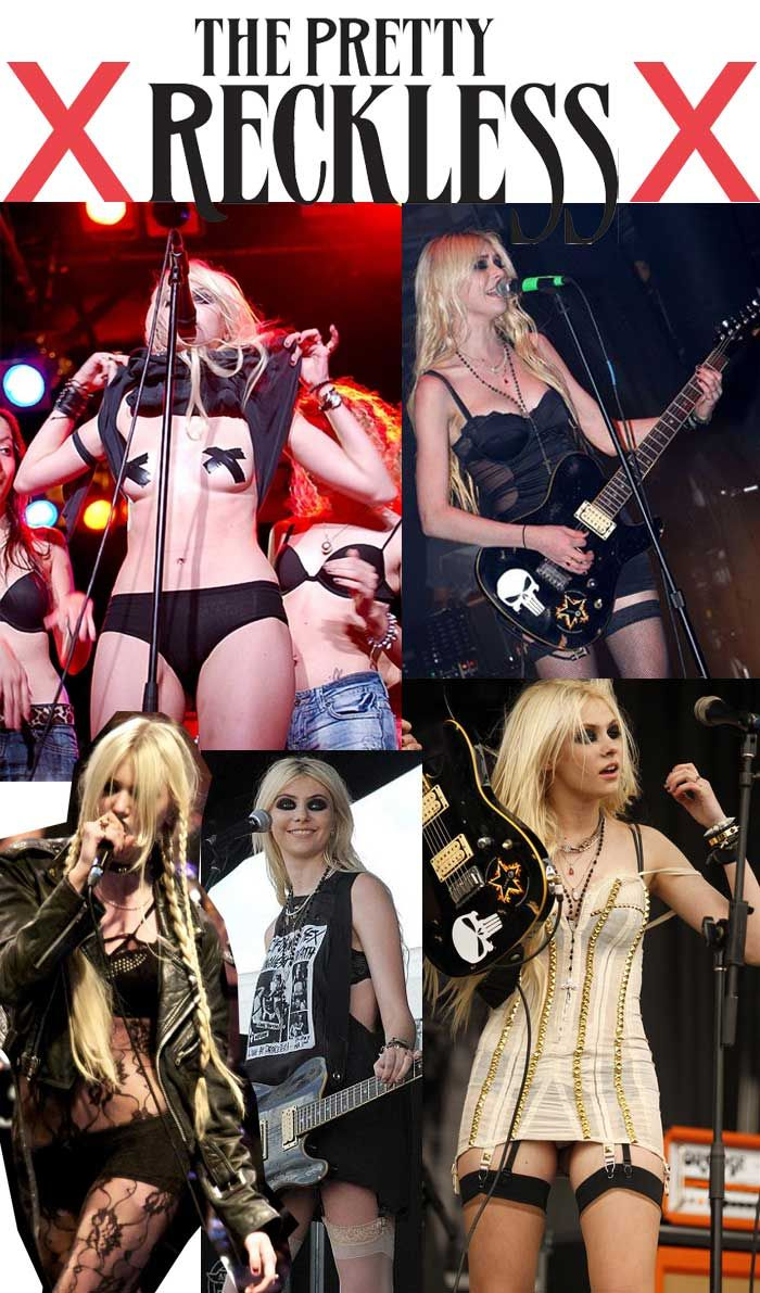 The Pretty Reckless Styledistiller Mercury Records