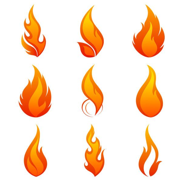 Download Elements Of Vivid Flame Vector Icon 01 In Eps Format Flame Icon Vivid Vector Icons And More Resources At Church Banners Fire Fairy Vector Icons Free