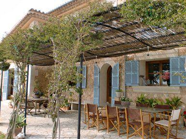 Decoracion mallorquina rustica cerca amb google idees - Casas rusticas mallorca ...