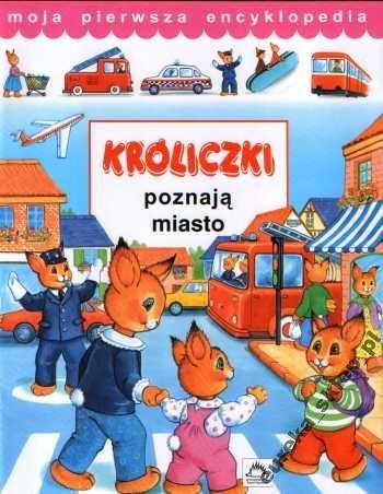 Kroliczki Poznaja Miasto Moja Pierwsza Nowa 3955112634 Oficjalne Archiwum Allegro Comics Peanuts Comics Shows