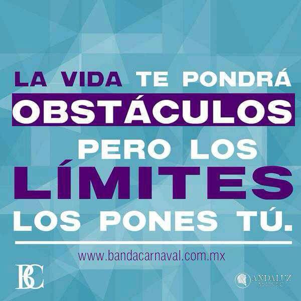 Los limites los pones tu