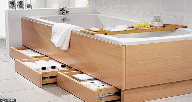7 idées au top pour aménager sa petite salle de bain Cabin - amenagement de petite salle de bain