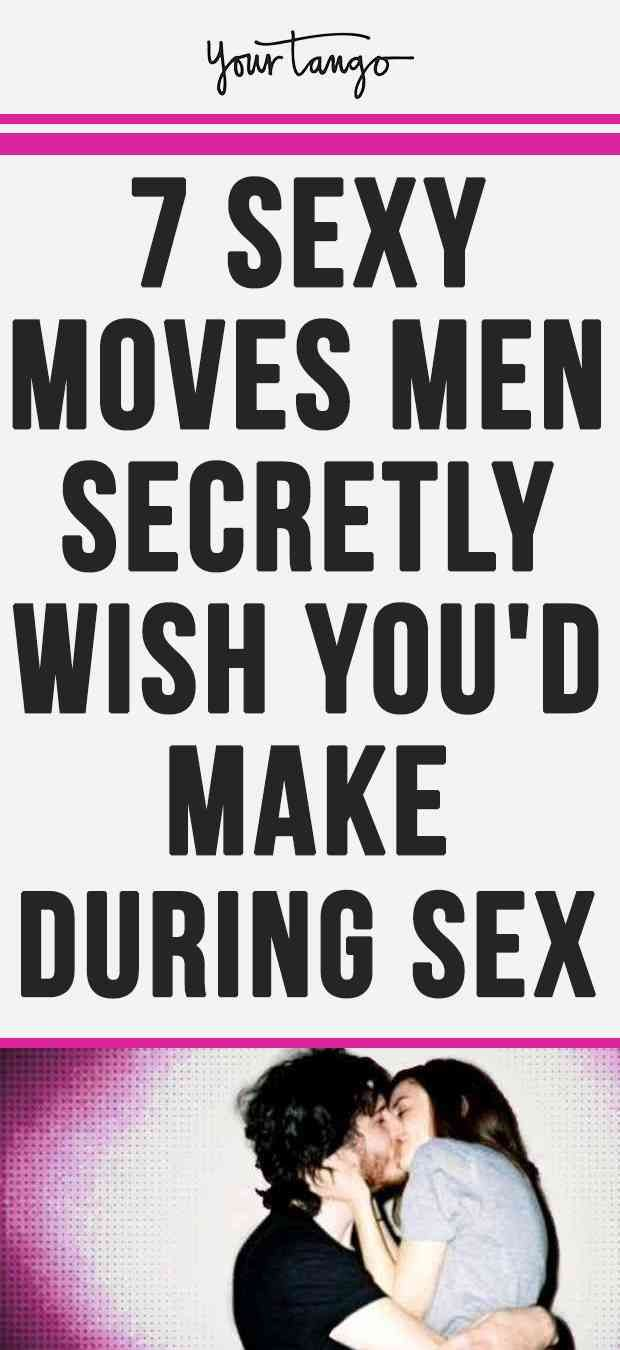 Sexy moves for the bedroom